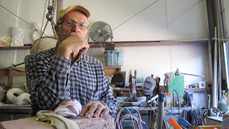 Jim in Studio